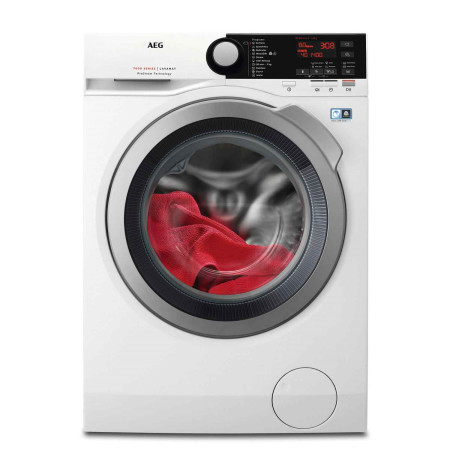 AEG L7FEE842R, 8kg 1400rpm Washing Machine White