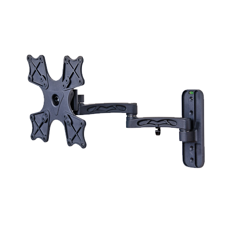 Alphason ABM123MA, Multi Action TV Wall Mount for Flat Screen TVs between 10 to 23