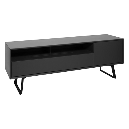 Alphason ADCA1600GRY, Carbon 1600mm Suitable for Screens Up To 72