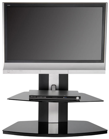 Alphason ST600 90BB, Iconn Series Premium Support with Bracket for Flat Screen TVs upto 42.