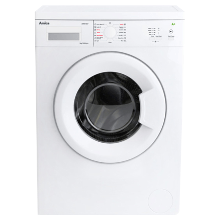 Amica AWI510LP, 5kg Washing Machine with 1000rpm spin speed