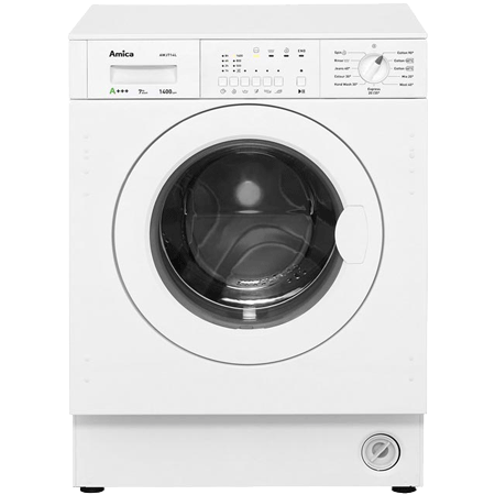 Amica AWJ714L, 7kg 1400rpm Washing Machine