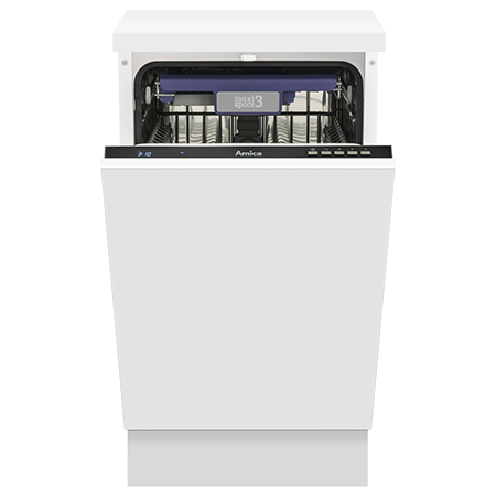 Amica ZIM466E, 45cm Built-in Dishwasher A+ Rated