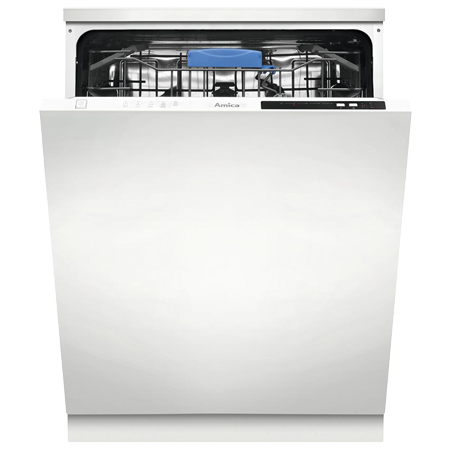 Amica ZIV635, 60cm Dishwasher with 15 Place Settings