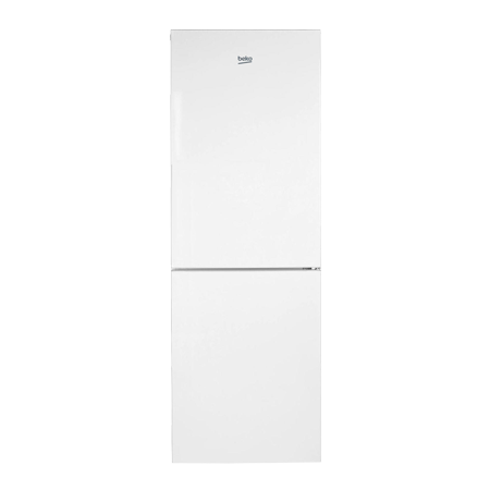 BEKO CCFH1675W, 60cm Frost Free Fridge Freezer with A+ Energy Rating - White.