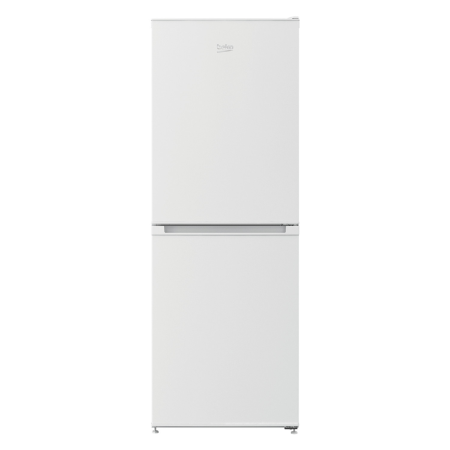 BEKO CCFM1552W, 55cm Frost Free Fridge Freezer White