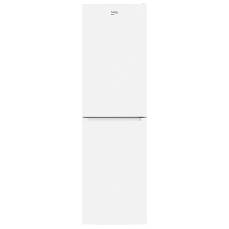 BEKO CCFM1582W, 55cm Frost Free Fridge Freezer in White with A+ Energy Rating