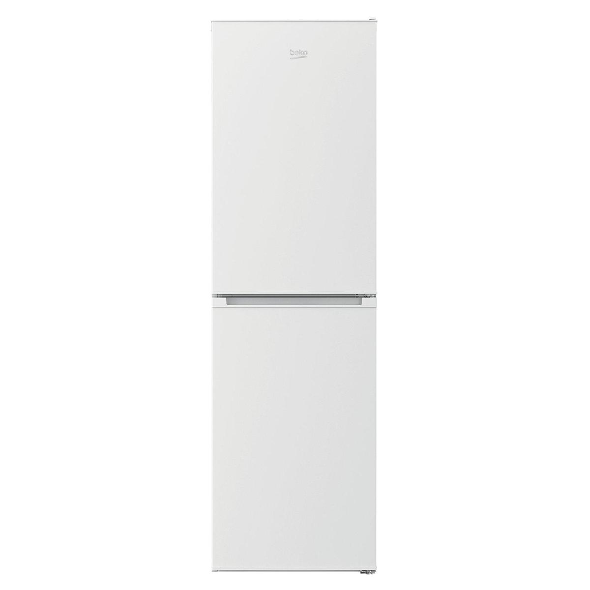 BEKO CCFM3582W, 54cm Frost Free Fridge Freezer - White - A+ Energy Rated