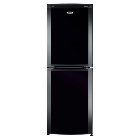 BEKO CF5533APB, Freestanding Frost Free Fridge Freezer in Black