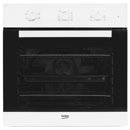 BEKO CIF71W, Fan Assisted Electric Double Oven White