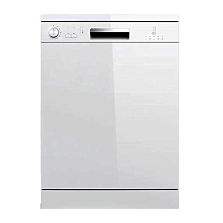 BEKO DFC04C10W, Freestanding Dishwasher in White with A+ energy rating & 12 place settings. Ex-Display Model.