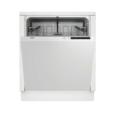 BEKO DIN14C11, Builtin Dishwasher with A+ Energy Efficiency