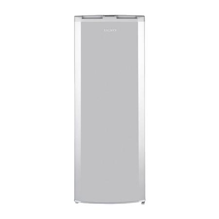 BEKO TFF546APS, 157L Freestanding Frost Free Freezer in Silver