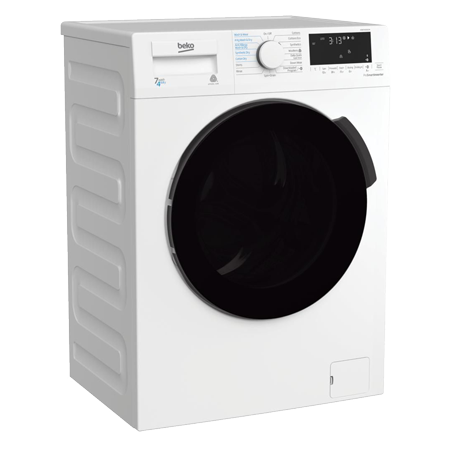 BEKO WDB7426S1CW, 7kg/4kg Washer Dryer - White - B Energy Rated