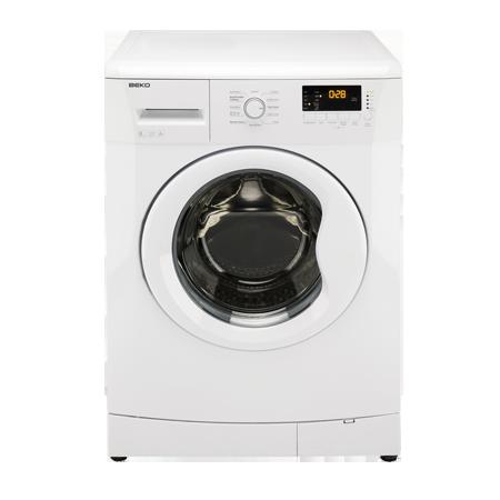 BEKO WMC1282W, 8kg 1200rpm Washing Machine with A+++ Energy Rating