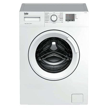 BEKO WTG620M2W, 6kg 1200rpm Washing Machine in white, energy efficiency A+++