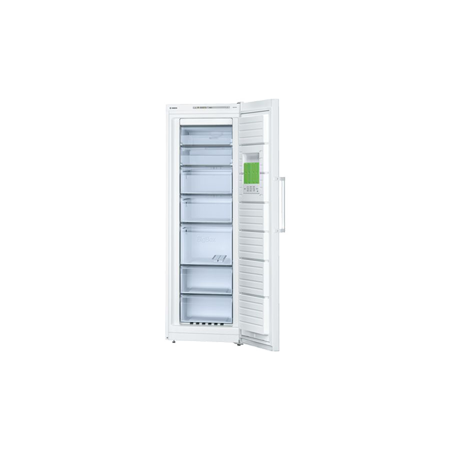 BOSCH GSN33VW30G, Exxcel Freestanding Frost Free Upright Freezer White. Ex-Display Model