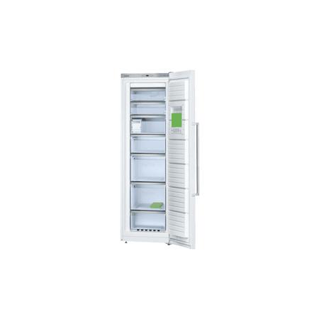 BOSCH GSN36AW31G, Logixx Frost Free Upright Freezer White