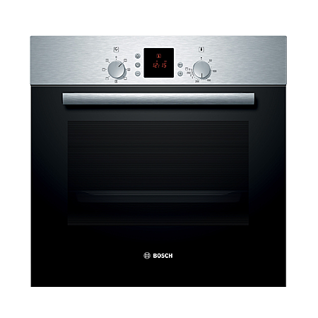 BOSCH HBN531E1B, Built-In Multifunction Fan Assisted Electric Single Oven