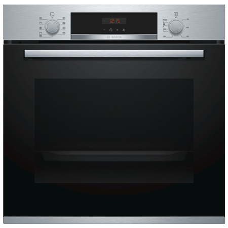 BOSCH HBS573BS0B, Built In Electric Single Oven - Stainless Steel - Energy Efficiency - A Rated