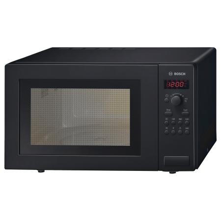 BOSCH HMT84M461B, Freestanding 900W Microwave Oven Black