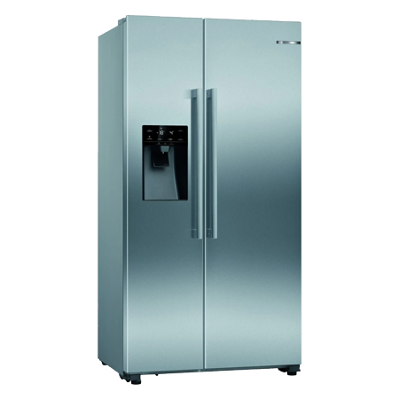BOSCH KAD93VIFPG, US Style Side by Side Fridge Freezer