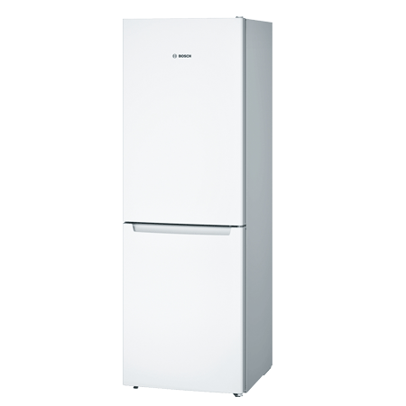BOSCH KGN33NW20G, 279  Litre Freestanding Frost Free  Fridge Freezer with A+ Energy Rating - White