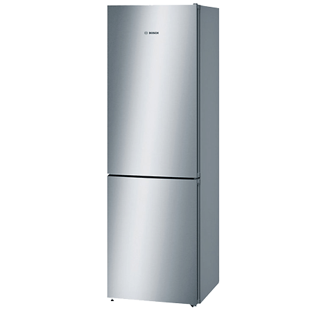 BOSCH KGN36VL35G, 60cm Freestanding Fridge Freezer with A++ Energy Rating in Silver