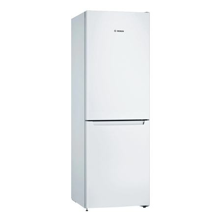 BOSCH KGN36VWEAG, Frost Free Fridge Freezer - White - A++ Energy Rated