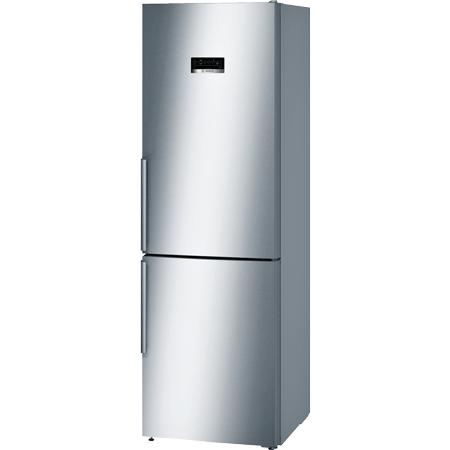 BOSCH KGN36XI35G, Frost Free Fridge Freezer - Stainless Steel