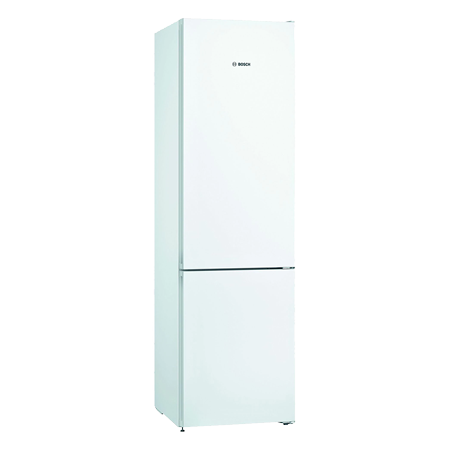 BOSCH KGN39VWEAG, Frost Free Fridge Freezer - White - A++ Energy Rated
