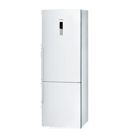 BOSCH KGN49AW24G, Logixx Freestanding Frost Free Fridge Freezer White - A+ Energy Rating
