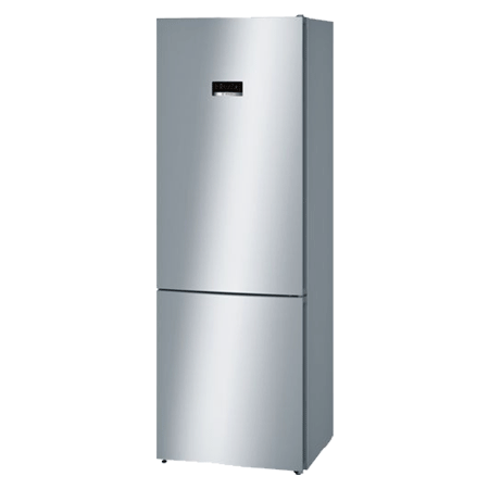 BOSCH KGN49XL30G, 70cm Freestanding Fridge Freezer, A++ Energy Rating in Stainless steel