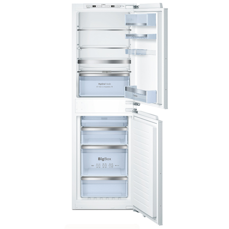 BOSCH KIN85AF30G, Logixx Built-In Frost Free Fridge Freezer
