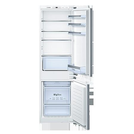 BOSCH KIN86VF30G, 70/30 Split Built-In Frost Free Fridge Freezer with A++ Energy Rating.Ex-Display Model