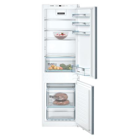 BOSCH KIN86VSF0G, 60/40 Frost Free Fridge Freezer with Sliding Door Fixing Kit