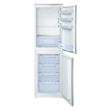 BOSCH KIV32X23GB, Built-In Static Fridge Freezer Blue, 274L , A+ Energy Rating