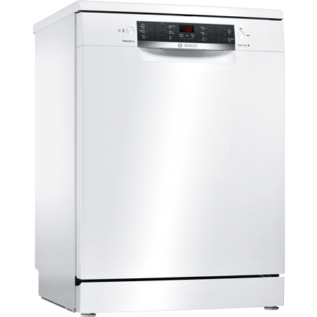 BOSCH SMS46IW02G, Dishwasher with 13 place settings & A++ energy rating