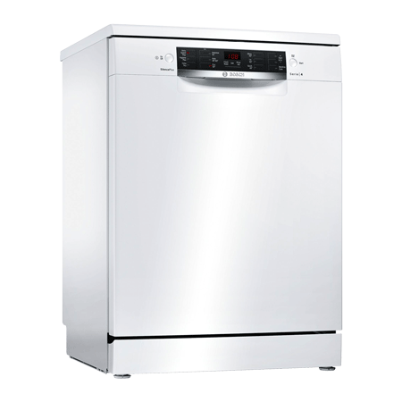 BOSCH SMS46IW05G, Standard Dishwasher - White - A++ Rated with 13 Place Settings