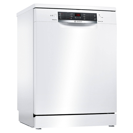 BOSCH SMS46MW00G, Freestanding Dishwasher with A++ Energy Rating