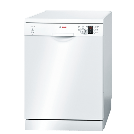 BOSCH SMS50C22GB, Freestanding 60 cm ActiveWater Dishwasher with A++ Energy Rating - White