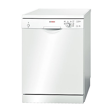 BOSCH SMS50T02GB, 60cm ActiveWater Dishwasher with 12 Place Settings. Ex-Display Model.