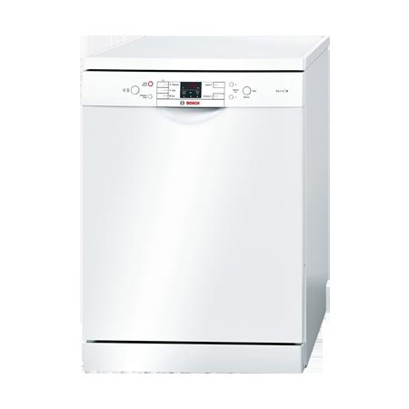 Bosch Sms53m02gb Freestanding 60cm Dishwasher White
