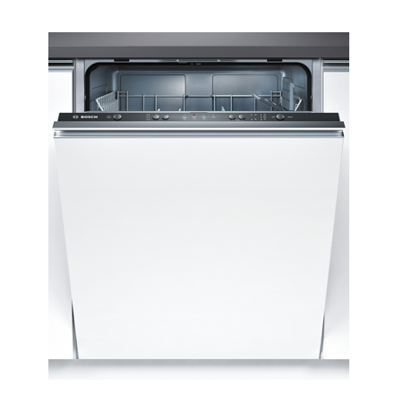BOSCH SMV40C40GB, Built-In 60cm Dishwasher with 12 place settings with A+ Energy rating, Black control Panel
