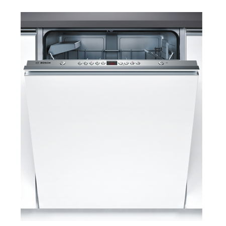 BOSCH SMV53M30GB, Built-In 60cm ActiveWater Dishwasher in Silver Innox