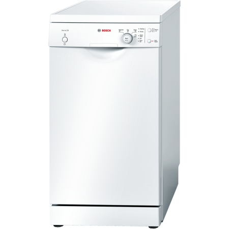 BOSCH SPS40E32GB, Slimline 45cm Dishwasher with 9 Place Settings with A+ energy rating