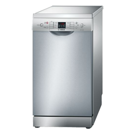 BOSCH SPS53M08, 45cm Slimline Dishwasher with 9 place settings and A+ Energy Rating