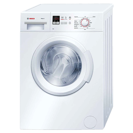 BOSCH WAB24161GB, 6kg  1200 rpm Automatic Washing Machine  White. Ex-Display Model