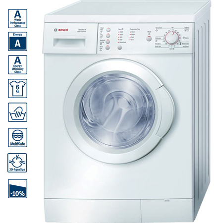 Bosch classixx washing machine