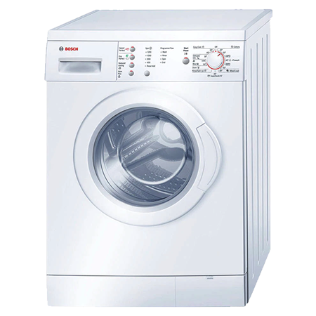 BOSCH WAE24167GB, 6kg 1200rpm Washing Machine with A+++ Energy Rating - White